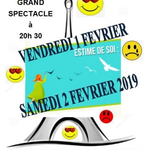 SPECTACLE 2019 ECOLE